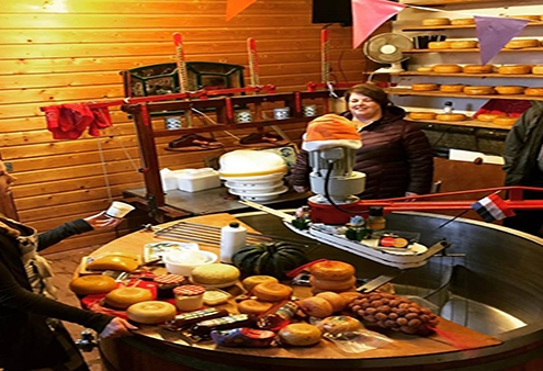 Alkmaar Kaas Markt tour